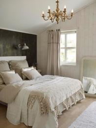 comment d corer un lit blanc voir. Black Bedroom Furniture Sets. Home Design Ideas