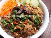 Thịt Nướng (Vermicelles porc grillé citronnelle)