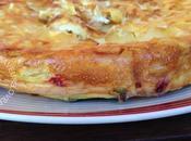 Tortilla légumes