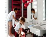 Salle bains: sécurité décoration