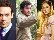 "Returned acteurs ""Arrow"", ""OUAT Wonderland"" ""Revolution"" casting"