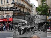 photos Libération Paris fondent dans présent