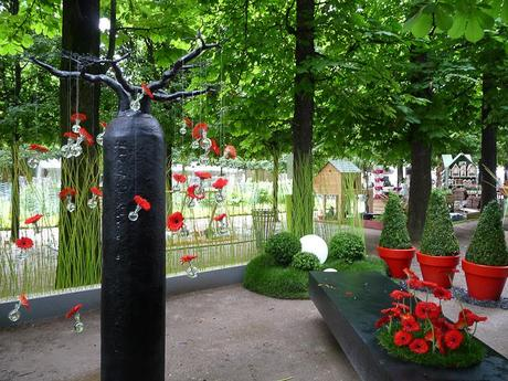 Actu d co jardins jardin aux tuileries paris paperblog - Youtube deco jardin paris ...