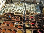 Fès, villes impériales Maroc capitale cuir