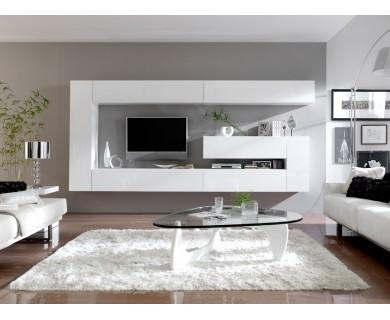 tendance d co le meuble tv fait son show d couvrir. Black Bedroom Furniture Sets. Home Design Ideas
