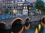 voyage très fleuri, Pays-Bas 1990, vélos écolos, champs tulipes, autres fleurs magnifiques, couleurs, parfums…Cela rhytmé morceau Dires Straits