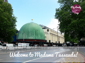 Welcome Madame Tussauds