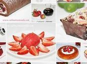 Recettes fraise