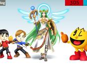 [E3'14] WiiU Paluténa, Pac-Man rejoignent mêlée