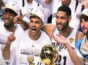 Spurs refroidissent Heat pour