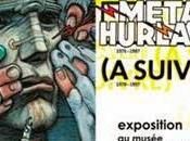 """Evénement Exposition """"Métal Hurlant SUIVRE) 1975 1997 bande dessinée fait révolution"""" musée d'Angoulême"""
