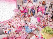 Elle dépense euros pour Hello Kitty (Vidéo)