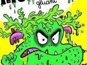 secours! monstre gluant