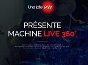 concert interactif Matthieu Chedid 360°