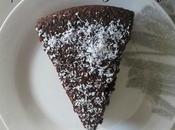 Gâteau moelleux chocolat lait coco