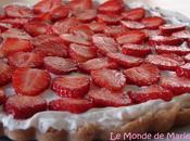 tarte sablée mascarpone fraises
