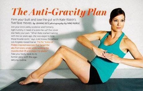 kate walsh fitness