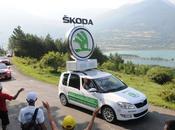 ŠKODA Tour: route pour Tour France 2014!