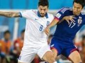 Japon Grèce font match