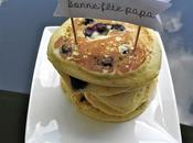 Pancake bleuet (Myrtille)