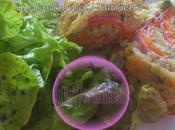 Roulé Mi-pommes terre Mi-courgettes Jambon Mimolette (Thermomix)