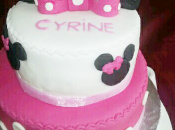 Wedding cake Minnie
