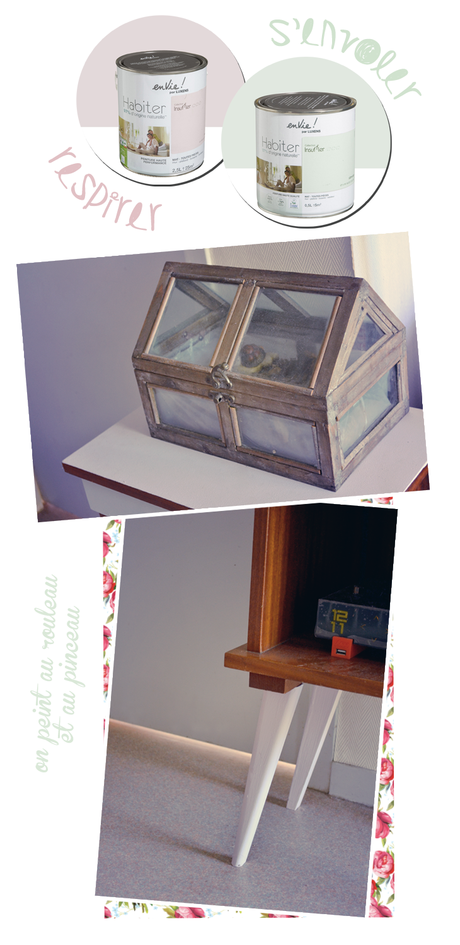 custo la petite table de chevet paperblog. Black Bedroom Furniture Sets. Home Design Ideas