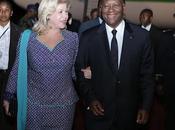 Extraits révélations Gbagbo couple Ouattara Ouattara, n'est couple, c'est entreprise lire l'intégralité dans nouveau livre