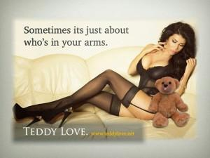 teddy love vibro