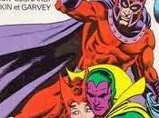 Oldies recit complet marvel vision sorciere rouge
