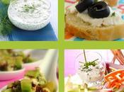 Quatre recettes apéritif fraicheur pour l'été