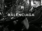 Gisele Bündchen nouveau visage campagne Balenciaga l'hiver prochain...