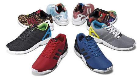 La collection adidas ZX Flux automnehiver 2014!