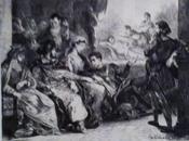 Eugène Delacroix, plus légitime fils Shakespeare