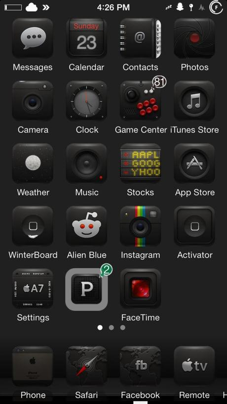 theme iphone 5 gratuit