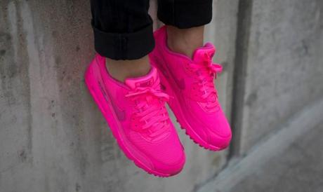 Air Max Fluo Rosse