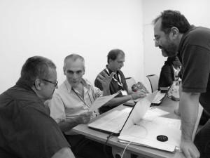 Patrice Berger et Jean Philippe Bonand 300x225 Revue de presse : 5e Assises de la coopération solidaire en Rhône Alpes