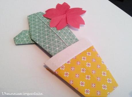 d co trio de cactus en origami d couvrir. Black Bedroom Furniture Sets. Home Design Ideas