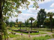 Jardin bois Vincennes visiter l'école Breuil