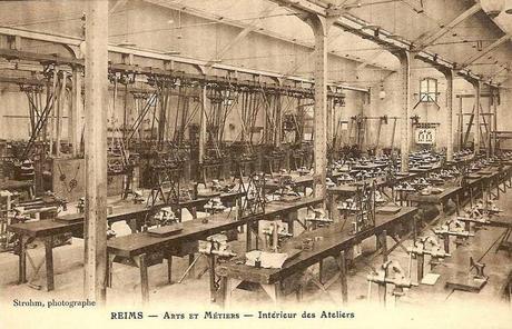 1 l cole d arts et m tiers de reims victime de 1914 1918 voir. Black Bedroom Furniture Sets. Home Design Ideas