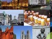 sorties pour escapade Belgique