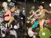 Days Garbage, projet choc Gregg Segal