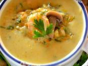 Soupe Maïs
