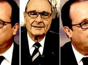 juillet: Hollande, droite Chirac