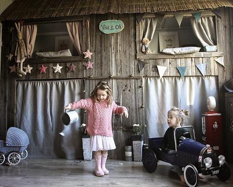Id es d co pour une salle de jeux pour enfants paperblog - Idee deco salle de jeux ...