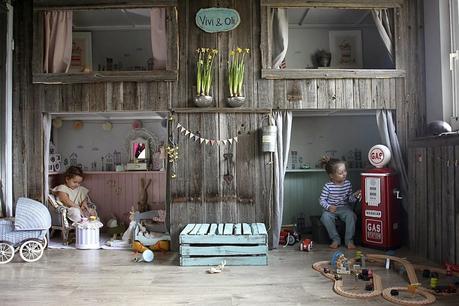 id es d co pour une salle de jeux pour enfants paperblog. Black Bedroom Furniture Sets. Home Design Ideas