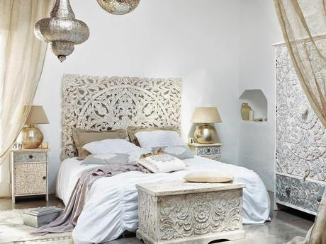 inspiration d co india exotique paperblog. Black Bedroom Furniture Sets. Home Design Ideas