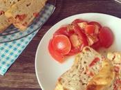 Cake salé thon tomates (Léger)
