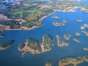 Stockholm: N°4: jardin d'écueils l'archipel Stockholm