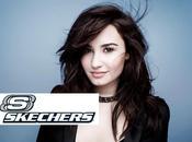 Demi Lovato, nouvelle ambassadrice pour Skechers!